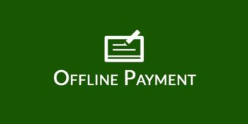 offline payment Event Registration Pro Calendar For Wordpress
