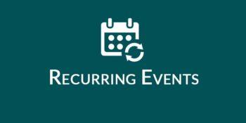 recurring events Event Registration Pro Calendar For Wordpress